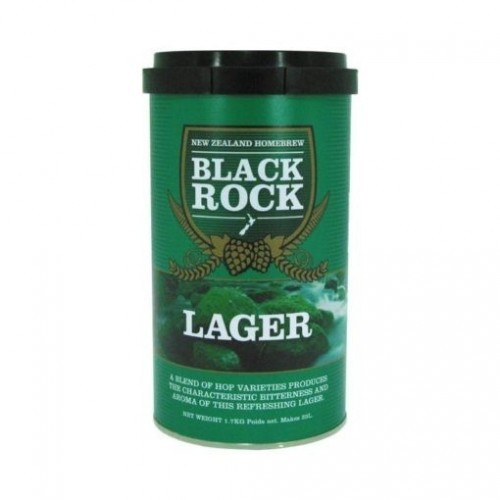 Malto per Birra Lager - 1,7 kg - Black Rock