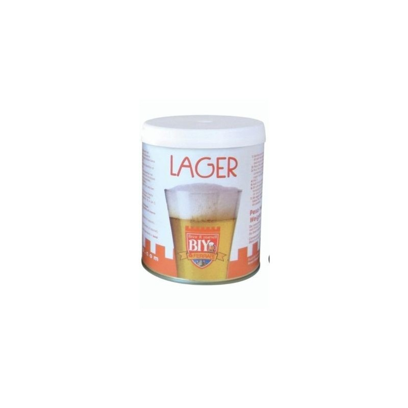 "Malto per Birra Lager ""BIY – Brew It Yourself"" – 1,5 kg"