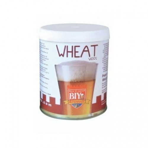 "Malto per Birra Weiss ""BIY – Brew It Yourself"" WHEAT WEISS"