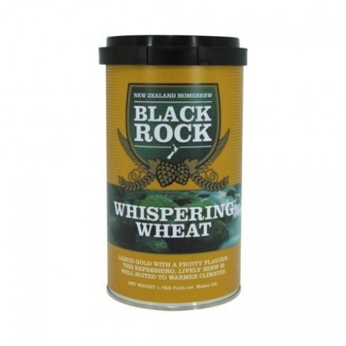 "Malto Weizen ""Whispering Wheat"" – 1,7 kg – Black Rock"