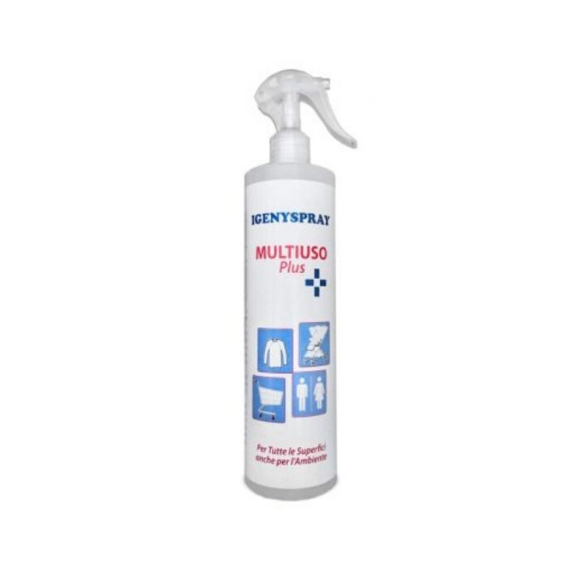 Spray Igienizzante Per Ambienti, Tessuti, Superfici Multiuso