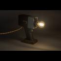 EUREKA LAMP Lampada Cinepresa vintage Zenomatic Super8 s