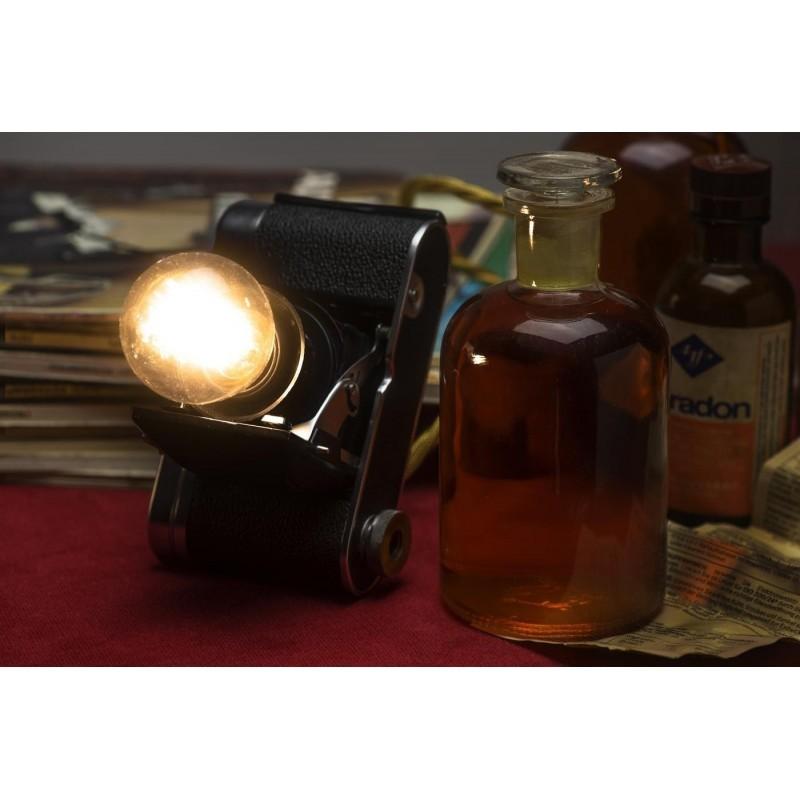 EUREKA LAMP Macchina Fotografica Lampada da Tavolo Voigtlander