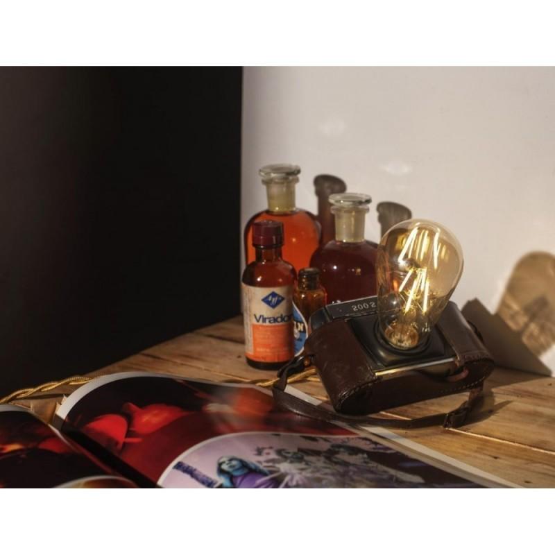 Eurekam Lampada Macchina Fotografica Riciclata in oggetto di Arredo