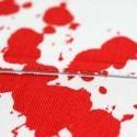 Grembiule da cucina insanguinato per il KILLER di casa