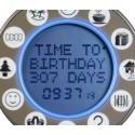 L'Orologio che memorizza gli eventi speciali della tua vita
