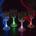 Bicchiere luminoso Vino party