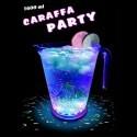 Caraffa luminosa per party e feste