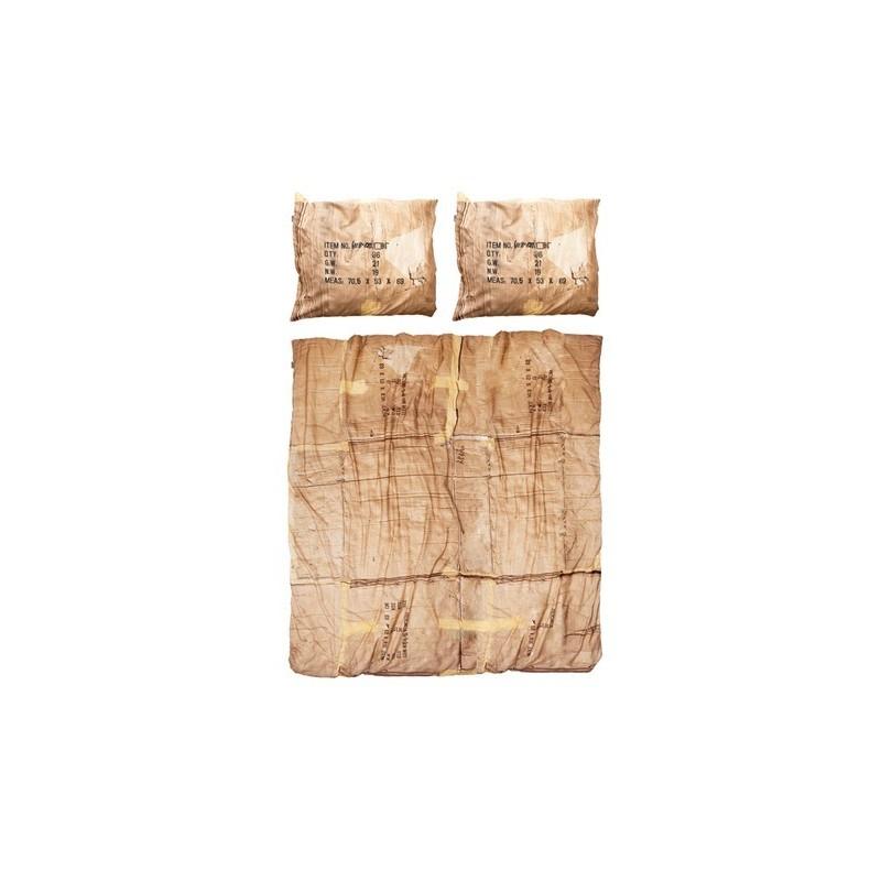 Copripiumino da barbone Clochard 155 x 240 con copricuscini