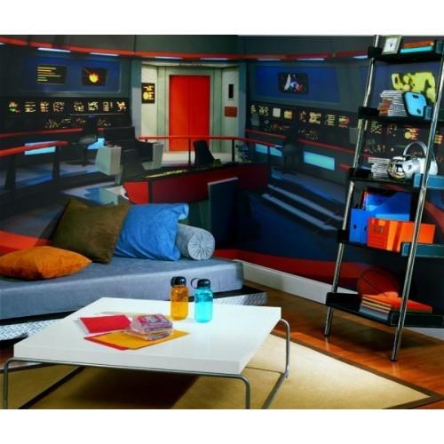 Star Trek plancia a tutta parete carta da parati