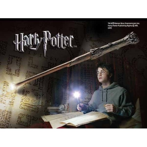 Harry Potter BACCHETTA MAGICA originale replica con luce