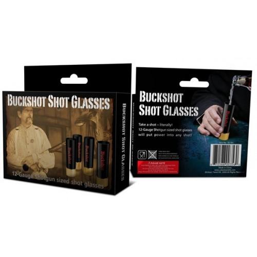 Bicchierini shot drink pallettone 4 pezzi