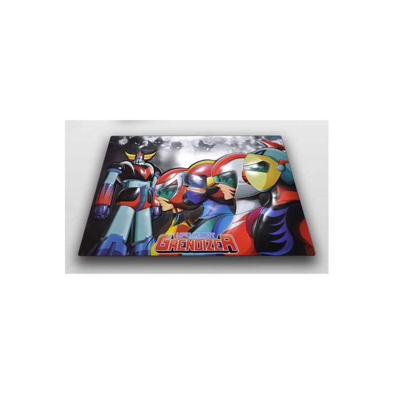 Ufo Robot poster 3D 60 X 45