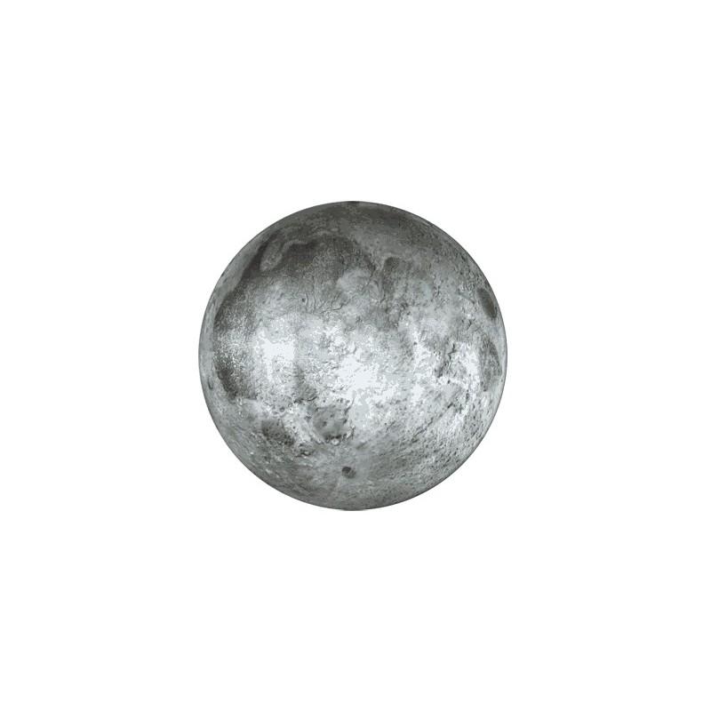 Luna luminosa radiocomandata da parete con fasi lunari