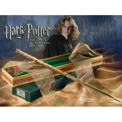 Herry Potter Bacchetta Ermione replica originale