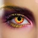 Lenti a contatto colorate FIAMME occhi fiammanti