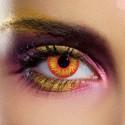 Lenti a contatto colorate occhi di LUPO