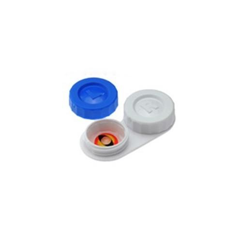 Custodia protettiva per lenti a contatto colorate