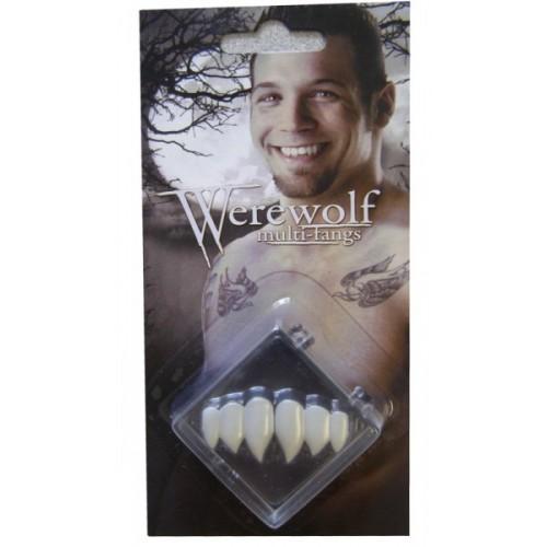 Denti da Uomo Lupo
