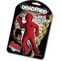 Dead Fred Porta Penna Uomo Morto
