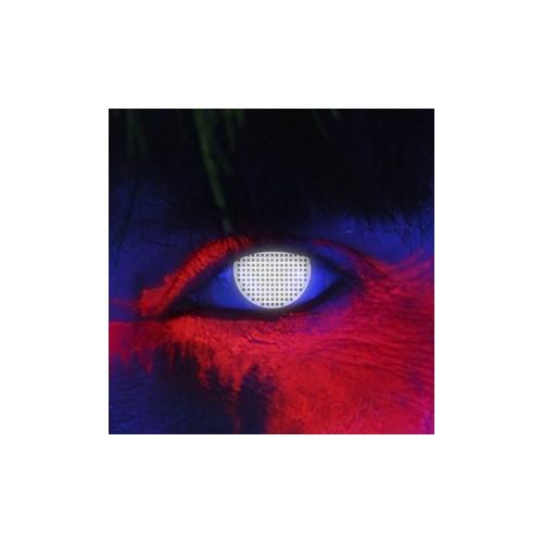 Lenti a contatto colorate UV White Screen