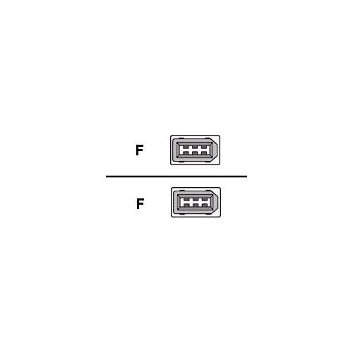 Cavo FireWire 6 pin to 6 pin