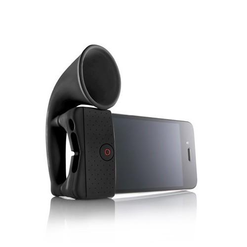 Corno di amplificazione per Iphone 4 e 4S