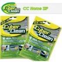 CYBERCLEAN gel pulisce e igenizza qualsiasi superficie