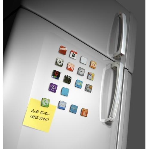 Magneti da frigo applicazioni Iphone