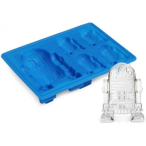 Star Wars R2-D2 formine ghiaccio guerre stellari