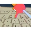Picchio Perpetuo Homer Drinking Bird
