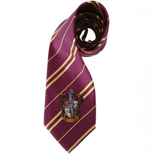 Harry Potter cravatta Griffondoro
