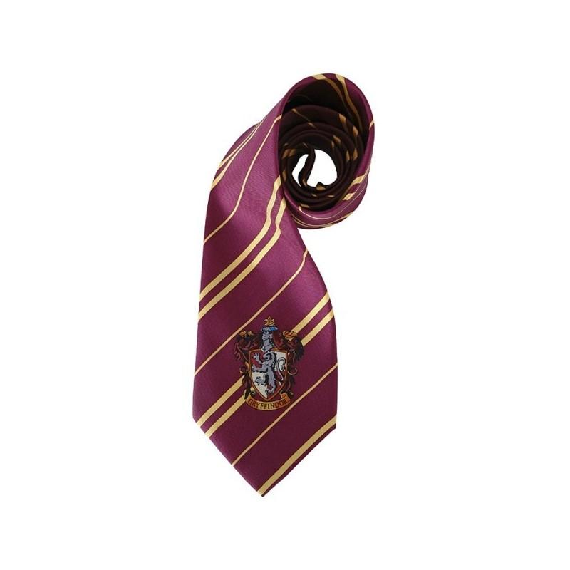 Harry Potter cravatta Griffondoro