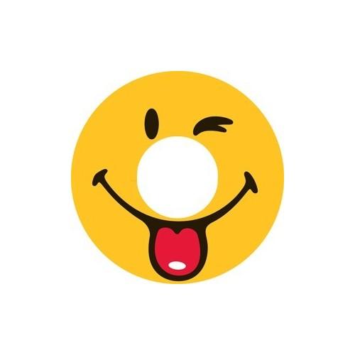 Lenti a contatto colorate Smile Linguaccia