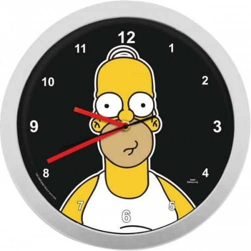 Orologio da parete Birra Duff 3D Simpsons