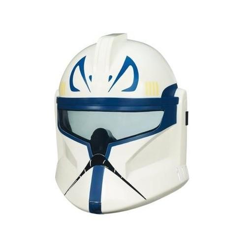 Maschera Star Wars 2012 Capitano Rex guerre stellari