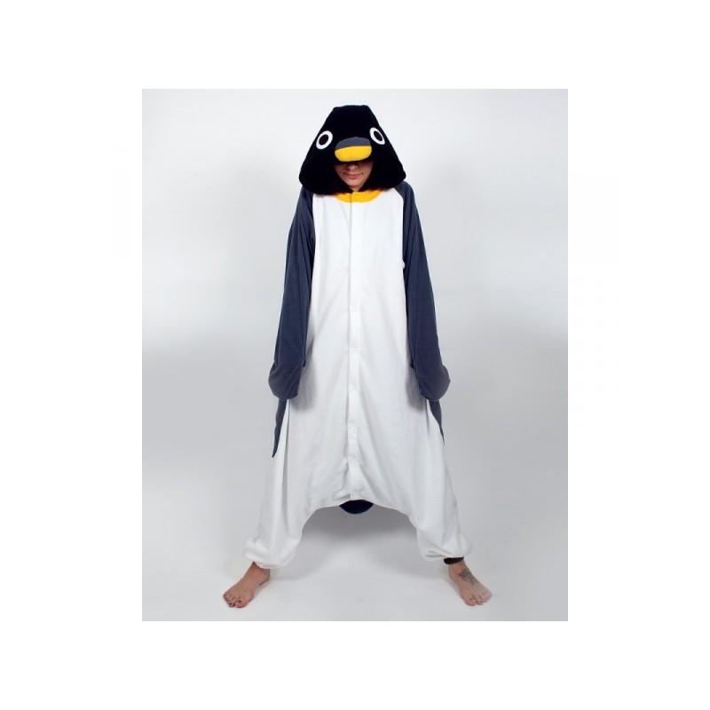 Pigiama intero giapponese Kigurumi Pinguino