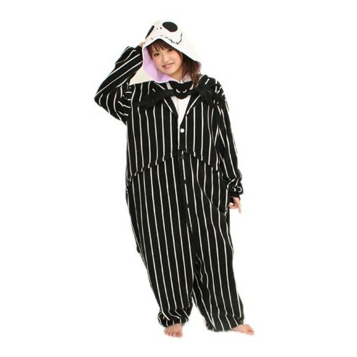 Pigiama intero kigurumi JACK Nightmare Before Christmas