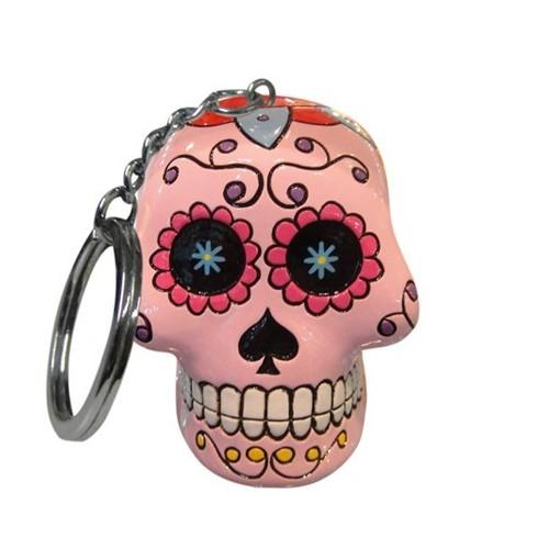Portachiavi Teschio Calaveras Sugar Skull