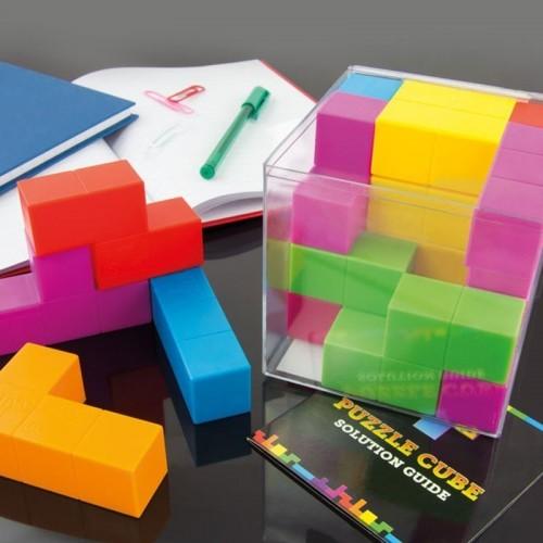 Rompicapo puzzle cubo Tetris