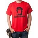 T-shirt Maglietta viva la evolucion