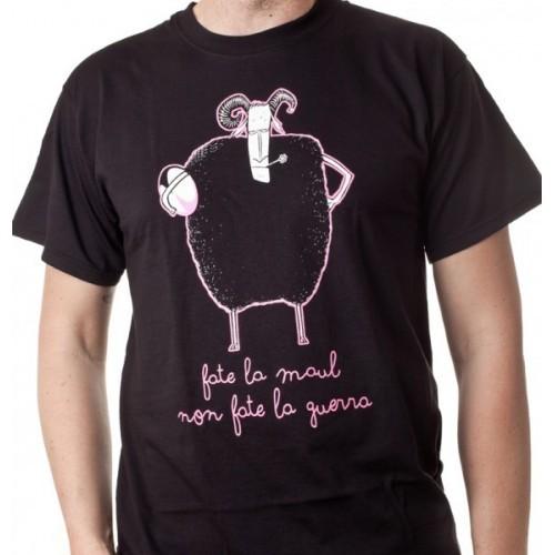 T-shirt Massa Rugby Fate la Maul non fate la guerra