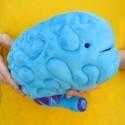 Peluche Cervello Organi Interni Big