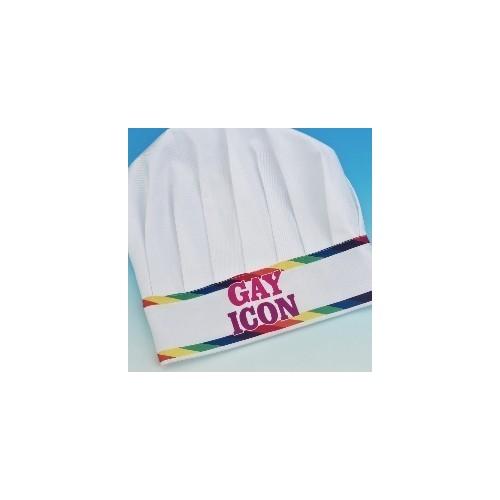 Cappello da cucina Chef icona Gay