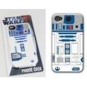 Custodia protettiva Iphone 4 R2 D2 Star Wars