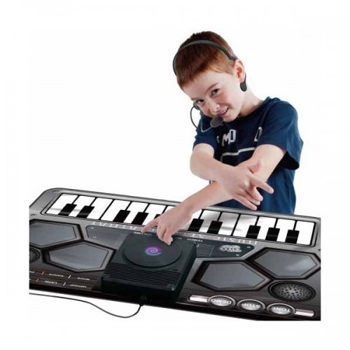 Tappeto Pianoforte Musicale Music play mat DJ