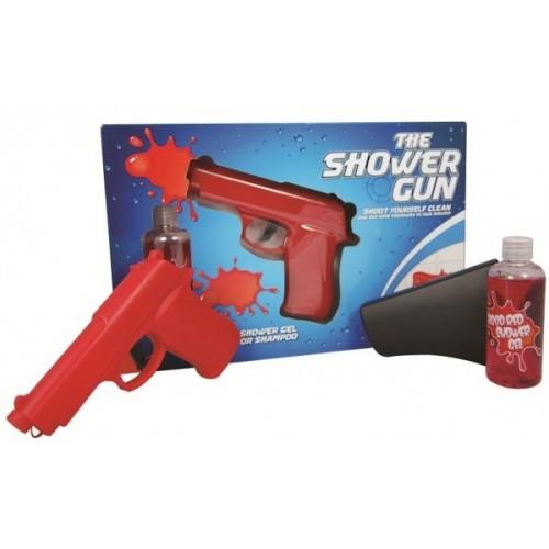 Pistola doccia bagnoschiuma