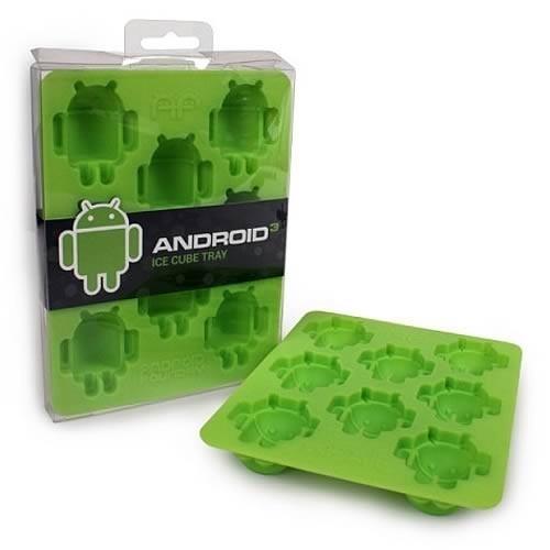 Formine stampo cubetti di ghiaccio Google Android