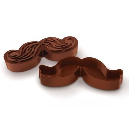 Stampi baffi biscotto
