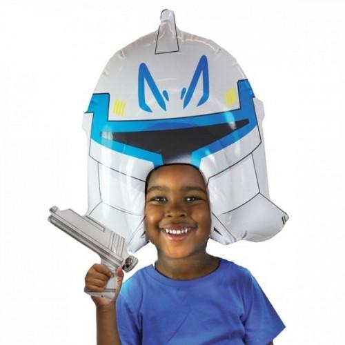 Testa gonfiabile Star Wars clone trooper